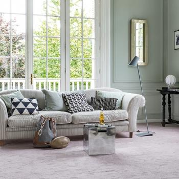 Teppichboden schlafzimmer farbe  Teboshop - Orion Teppichboden für Wohnzimmer