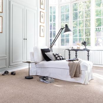 Teppichboden grau schlafzimmer  Teboshop - Canopus ist auch für Wohnzimmer geeigent