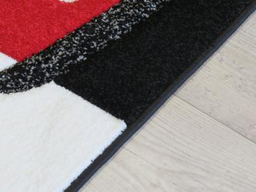 teboshop teppich florida trend konturenschnitt. Black Bedroom Furniture Sets. Home Design Ideas