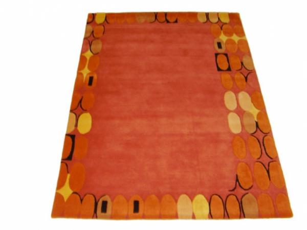 Teboshop  Designer Handtuft Teppich Viva