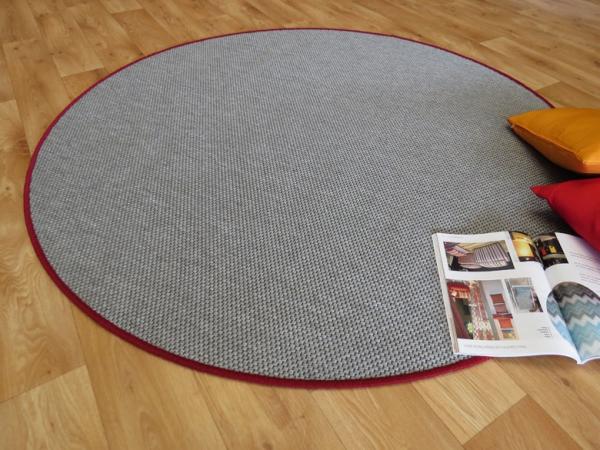 Teboshop  runder Küchenteppich