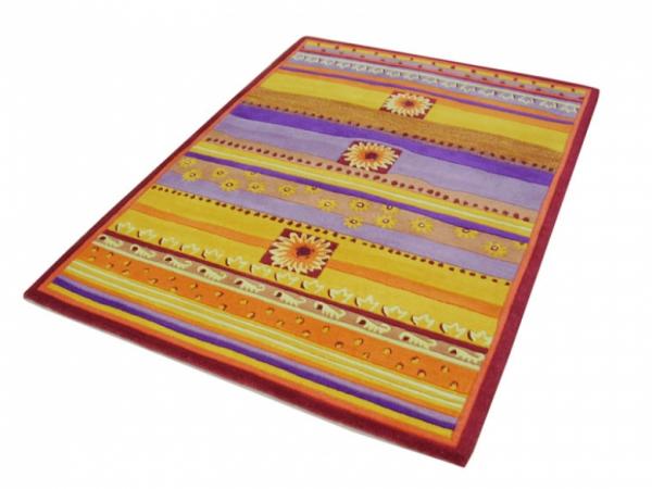 Teboshop  Handtuft Teppich modern art