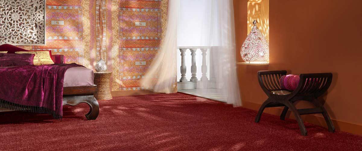 Teboshop - Teppichboden für Schlafzimmer